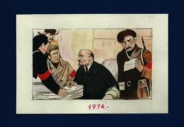 LENIN (Caricatura) - Documentos Antiguos