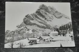 1212   Braunwald Berghaus Ahorn   1959 - GL Glaris