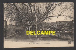 DF / 34 HÉRAULT / BEDARIEUX / PERSPECTIVE / CIRCULÉE EN 1923 - Bedarieux