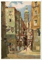 Künstlerserie Innsbruck By Edv. V. Handel-Mazetti - Innsbruck