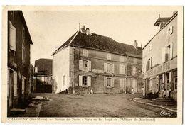 CPA 52 Haute-Marne Chassigny Bureau De Poste - France