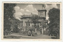 Saxe-Anhalt          Lützen  -  Gauschule II - Lützen