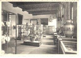 Château En Belgique - CPA - Château D'Ecaussinnes-Lalaing - Salle De Céramiques - Châteaux