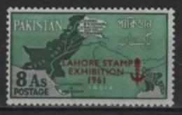 Pakistan (1961) Yv. 123  /  Maps - Cartes - Pakistan