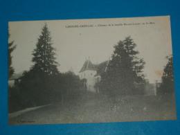 19 ) La Roche-canillac - Chateau De La Famille BRODIN-LAFONT De St-mur  - Année 1914 - EDIT : Vialle - Other Municipalities