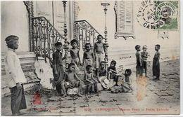 CPA Cambodge Asie Asia Circulé Type - Cambodia