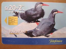 Télécarte Du Pérou - Peru