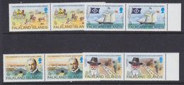 Falkland Islands 2002 150th Anniversary Of The Falkland Islands Company 4v(pair)** Mnh (37768A) - Falklandeilanden