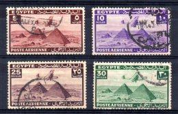 Egypt - 1941 - Airmails - Used - Egypt