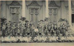 CPA Cambodge Asie Asia Non Circulé Type Danseuses - Cambodge