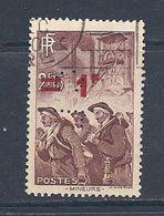 Y Et T  N° 489  Perforé   C L  208  Ind 1 ( EC ) - Perfin