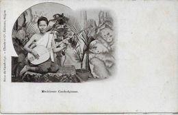 CPA Cambodge Asie Asia Non Circulé Type - Cambodge