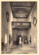 Château En Belgique - CPA - Château D'Ecaussinnes-Lalaing - Chapelle - Châteaux