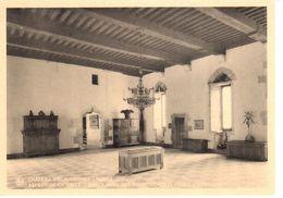 Château En Belgique - CPA - Château D'Ecaussinnes-Lalaing - Salle D'armes - Châteaux