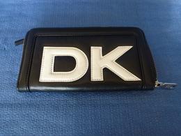 "Porte Monnaie ""Donna Karan - New York"" - Noir Et Blanc - Purses & Bags"