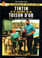ALBUM FILM TINTIN ET LE MYSTERE DE LA TOISON D'OR ED 1966 - Tintin