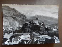 65 - LOURDES - LE CHATEAU FORT ET LE PIC DU JER - R12783 - Lourdes