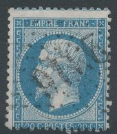 Lot N°41237  N°22, Oblit GC 2316 Menton, Alpes-Maritimes (87), Ind 2 - 1862 Napoléon III