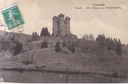Le Chateau De Tournemire 1922 - Murat