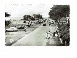Cpsm SAINT BREVIN L OCEAN Boulevard De La Mer 62 Chapeaub Rosy - Saint-Brevin-l'Océan