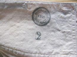 Caleçon Neuf De La Maison Textile  Boudier Et Dubouis à Thizy (Rhône) Daté 1939   Grande Taille - 2 ? -réglable - Herr