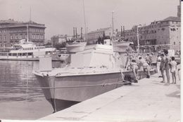 "Photo -  "" Vedette Torpilleur Yougoslave "" - Barcos"