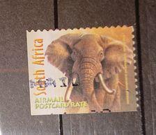 Afrique Du Sud  YT PA 46 Poste Aerienne Airmail Animal Elephant - Oblitéré - Poste Aérienne