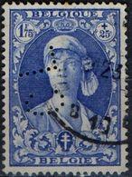 PIA - BELGIO - 1931 : A Profitto Delle Opere Antitubercolari - Regina Elisabetta  - (Yv 331) - Oblitérés