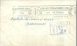 CARTA PAMPLONA 1981 TASA - 1931-Oggi: 2. Rep. - ... Juan Carlos I