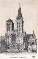 Lisieux La Cathedrale 1923 - Lisieux