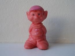 - Ancienne Figurine ESSO Glup's. 1970. Glups Disney. Série Blanche Neige. Simplet - - Figurines