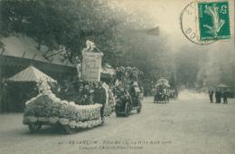25 BESANCON / Lot De 60 Cartes Postales Anciennes / Pour Visualiser Le Scan Des Verso, Envoyez-moi Votre Adresse Mail - Besancon