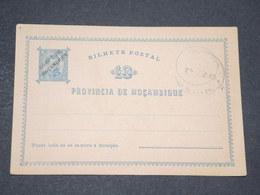 """MOZAMBIQUE - Entier Postal Surchargé """" Comp.A De Moçambique """" Non Circulé - L 14192 - Mozambique"""