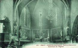 CASTELMAYRAN église - France