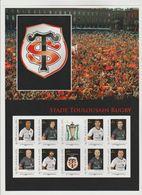 France : Collector 2010 Stade Toulousain - RUGBY - Non Plié - - Collectors
