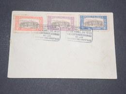 URUGUAY - Enveloppe FDC EN 1925 , Débarquement De Juan Antonio Lavalleja - L 14197 - Uruguay