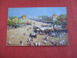 Tuck Series  Jeypore Street Scene-ref 2860 - India