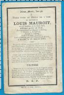 Bp    T.R.M.   Mauriot    Leers - Foteau      Obourg    1 Stuks - Devotieprenten