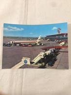 Cartolina-Fiumicino-Aeroporto Intercontinentale Di Roma Leonardo Da Vinci - Fiumicino