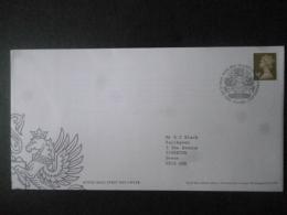 GREAT BRITAIN [GB] FDC DEFINITIVE 2003 DECIMAL - FDC