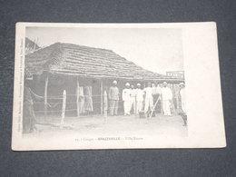 CONGO - Carte Postale De Brazzaville, La Villa Simon , Voyagé - L 14207 - Congo Français - Autres