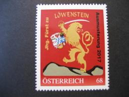 Pers.BM** Ausmusterung 2017 Jhg. Fürst Zu Löwenstein - Autriche