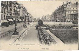 Rennes - La Vilaine Couverte - Les Jardins - Rennes