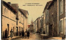 PIERRELATTE ... RUE LOUIS XI - Frankrijk