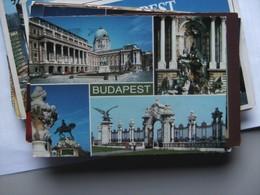 Hongarije Ungarn Magyar Budapest Buda Castle - Hongarije