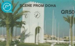 Qatar - Scene From Doha - Qatar