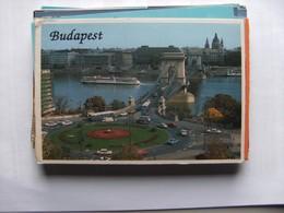 Hongarije Ungarn Magyar Budapest Panorama Latkep - Hongarije