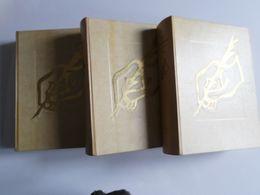LES ÉCRIVAINS CÉLÈBRES Complet En 3 Volumes De 1956 - Books, Magazines, Comics