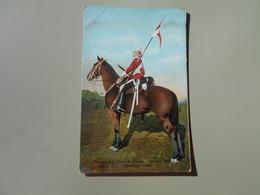 MILITARIA TOOPER 2nd DRAGON GUARDS QUEEN'S BAYS MARCHING ORDER - Regiments