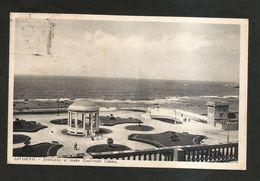 LIVORNO - Terrazza A Mare Costanzo CIANO ( Spedita 1938 ) - Livorno